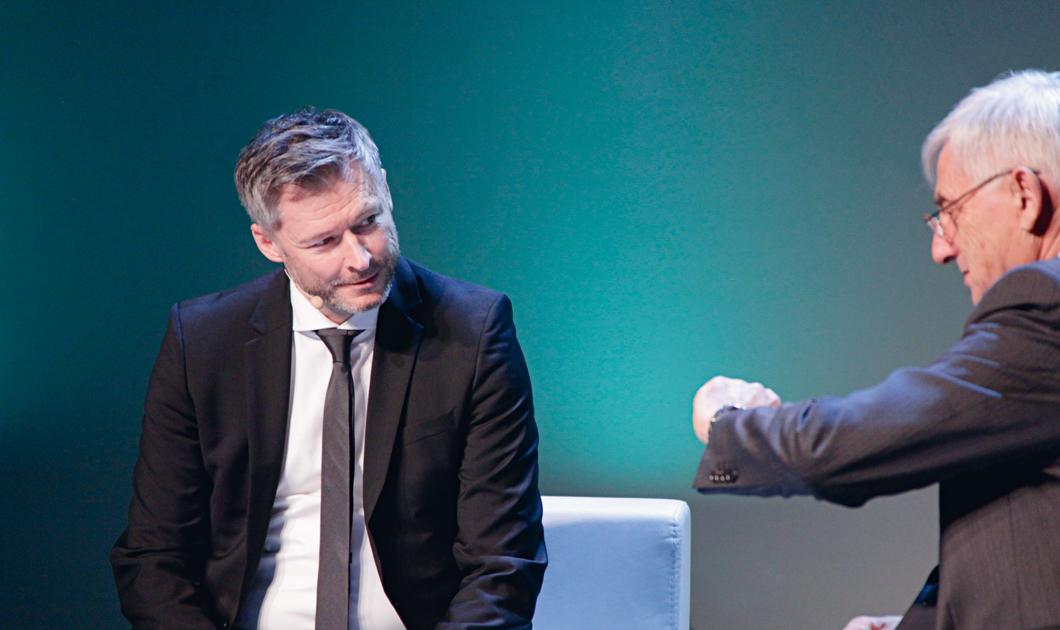 Markus Buntz, Vorstandsvorsitzender, Unternehmensgruppe Bünting