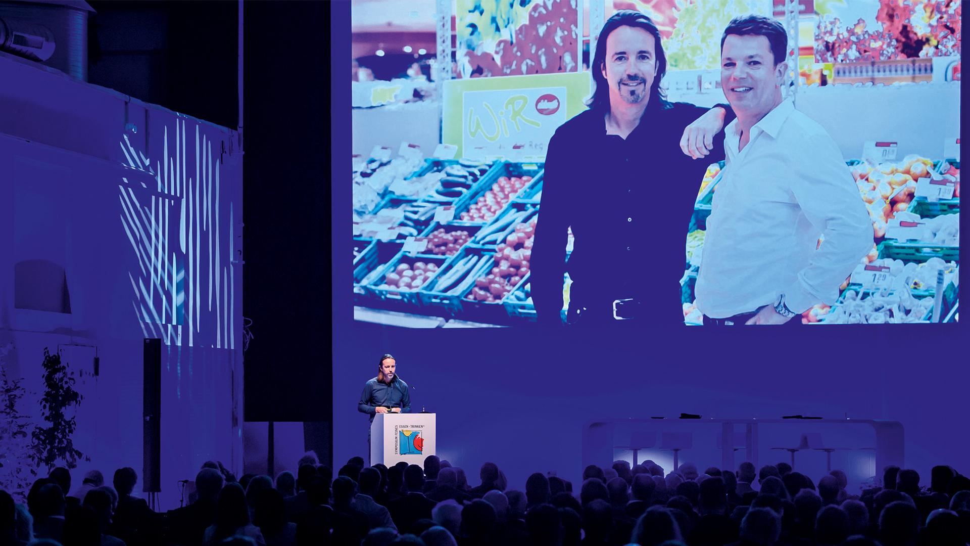 Lutz Richrath, Geschäftsführer, REWE Richrath Supermärkte GmbH
