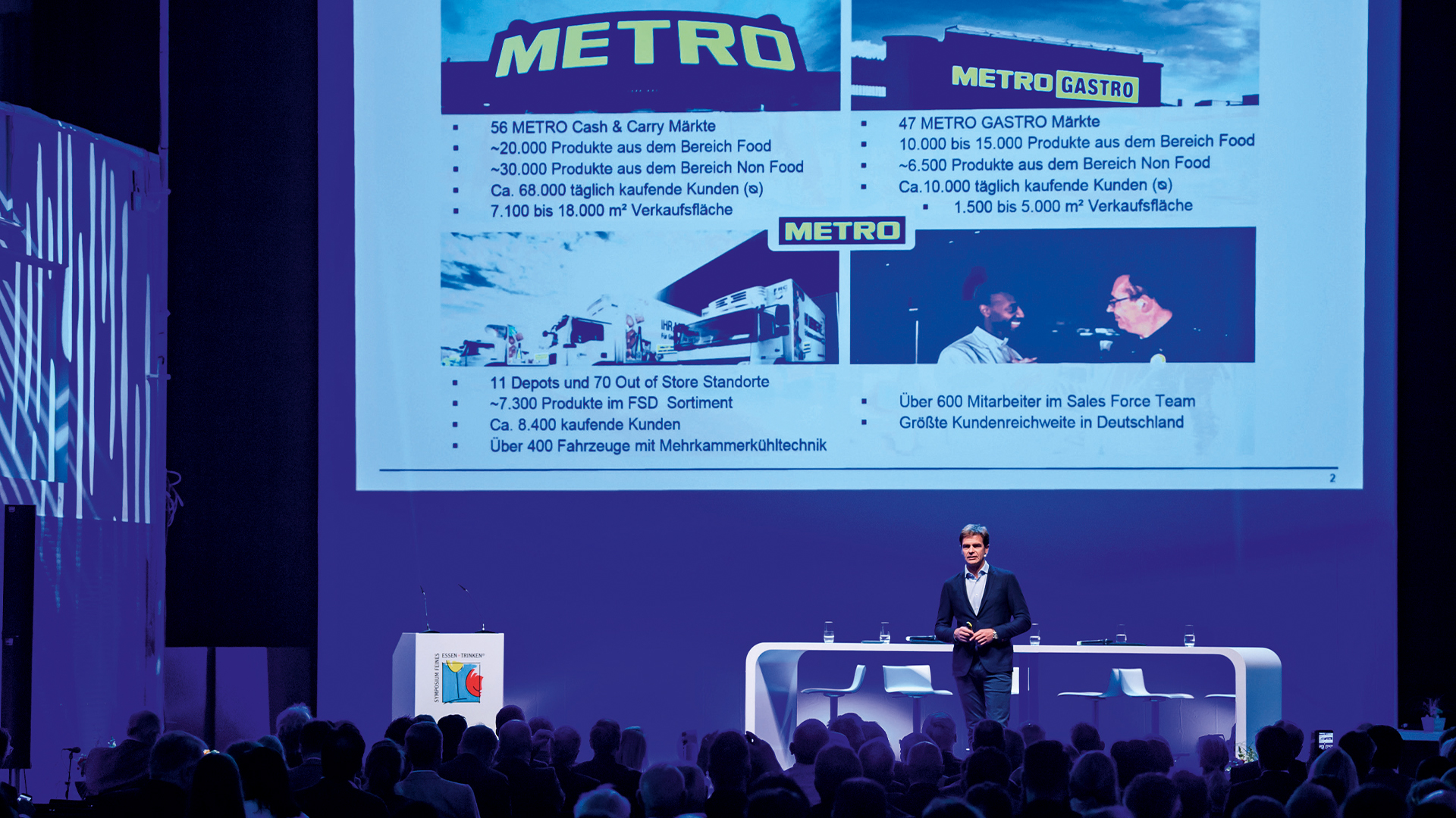 Thomas Storck, CEO, METRO Germany GmbH